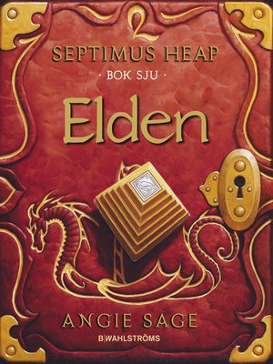 cover image of Septimus Heap 7 – Elden