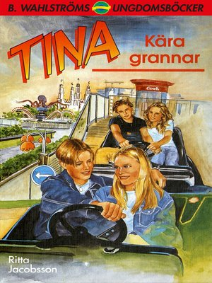 cover image of Tina 5--Kära grannar