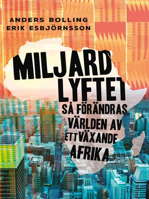 cover image of Miljardlyftet