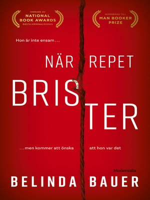 cover image of När repet brister