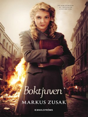 cover image of Boktjuven