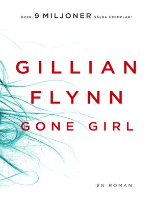 cover image of Gone Girl