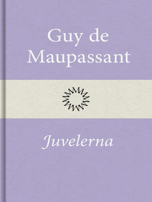 cover image of Juvelerna