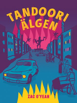 cover image of Tandooriälgen