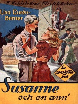 cover image of Fröken Sprakfåle 13--Susanne och en ann'