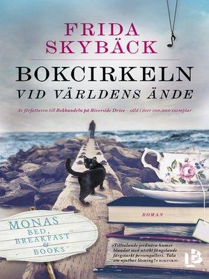 cover image of Bokcirkeln vid världens ände