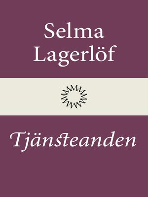 cover image of Tjänsteanden