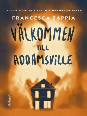 cover image of Välkommen till Addamsville