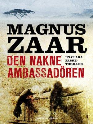 cover image of Den nakne ambassadören