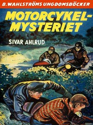 cover image of Tvillingdetektiverna 9--Motorcykel-mysteriet