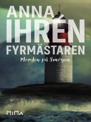 cover image of Fyrmästaren (Morden på Smögen #4)