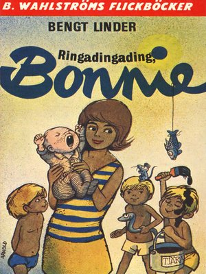 cover image of Bonnie 4--Ringadingading, Bonnie