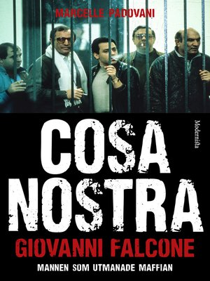 cover image of Cosa Nostra