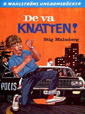 cover image of Knatten 2--De va Knatten!