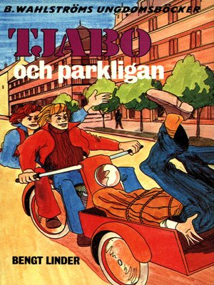 cover image of Tjabo 3--Tjabo och parkligan