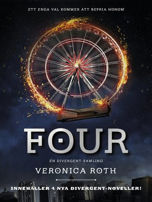 cover image of Four (En Divergent-samling)