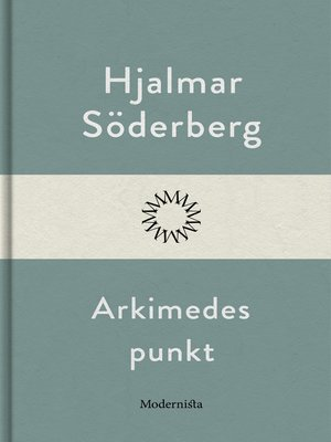 cover image of Arkimedes punkt