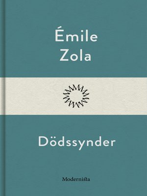 cover image of Dödssynder