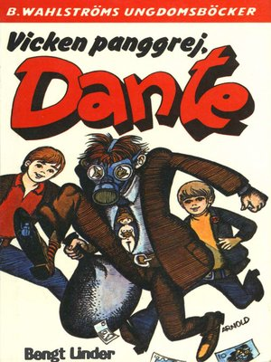 cover image of Dante 24--Vicken panggrej, Dante