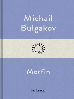 cover image of Morfin