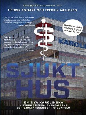 cover image of Sjukt hus