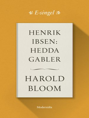 cover image of Henrik Ibsen