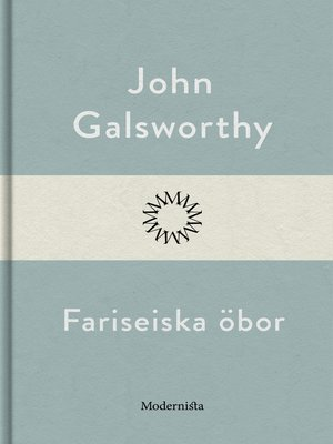 cover image of Fariseiska öbor
