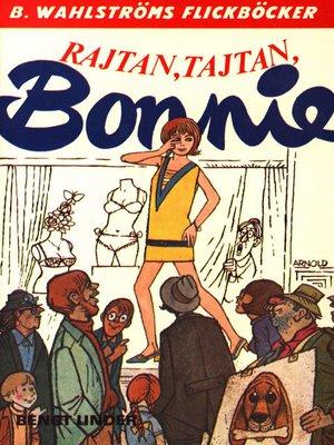 cover image of Bonnie 2--Rajtan, tajtan, Bonnie