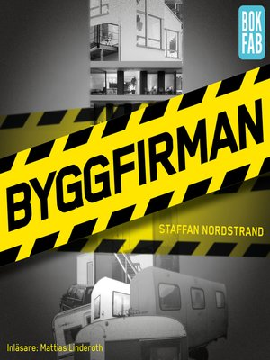 cover image of Byggfirman