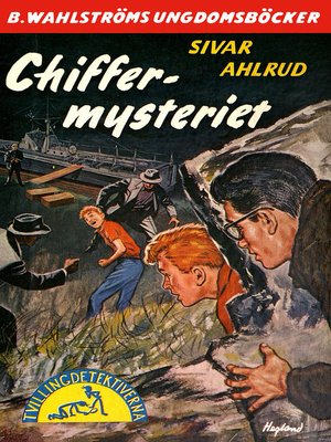 cover image of Tvillingdetektiverna 26--Chiffer-mysteriet