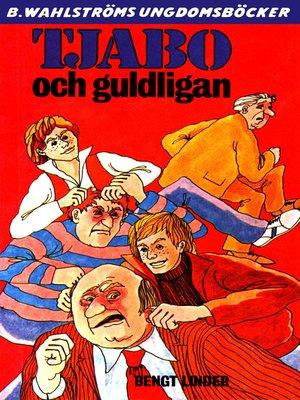 cover image of Tjabo 5--Tjabo och guldligan