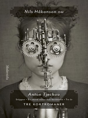 cover image of Om Tre kortromaner av Anton Tjechov
