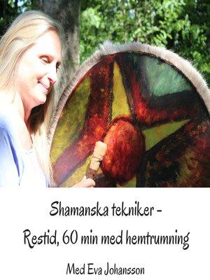 cover image of Shamanska tekniker del 8