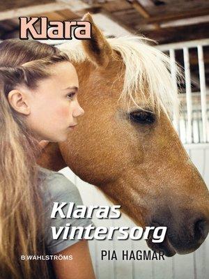 cover image of Klara 2--Klaras vintersorg