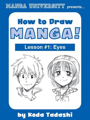 cover image of How to Draw Manga!
