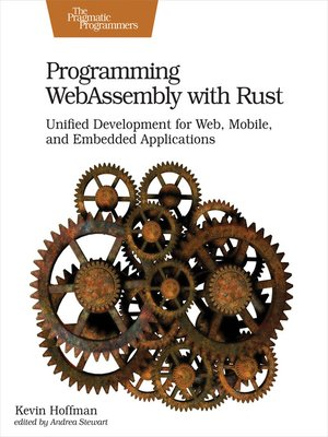 cover image of Programming WebAssembly with Rust
