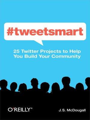 cover image of #tweetsmart