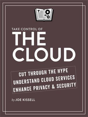 cover image of Take Control of the Cloud