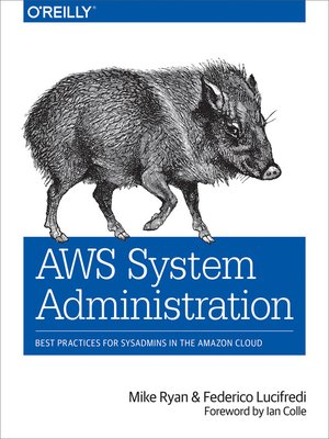 cover image of AWS System Administration