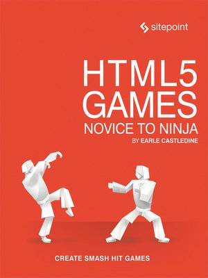 cover image of HTML5 Games