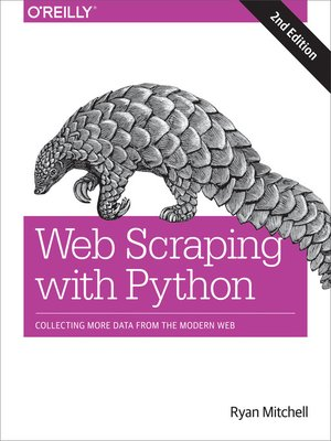 cover image of Web Scraping with Python