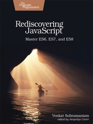 cover image of Rediscovering JavaScript