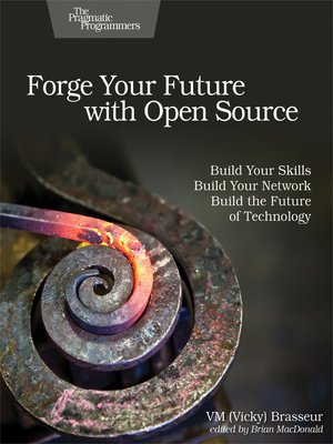 cover image of Forge Your Future with Open Source