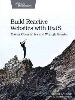 cover image of Build Reactive Websites with RxJS
