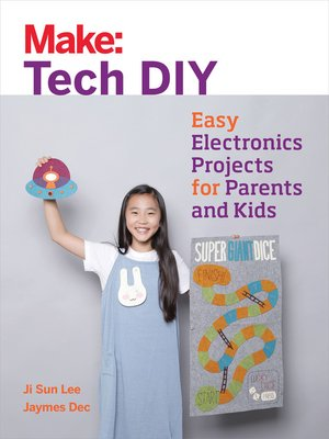 cover image of Make: Tech DIY
