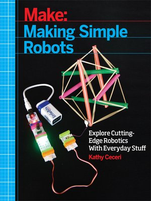 cover image of Making Simple Robots