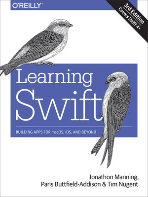 cover image of Learning Swift