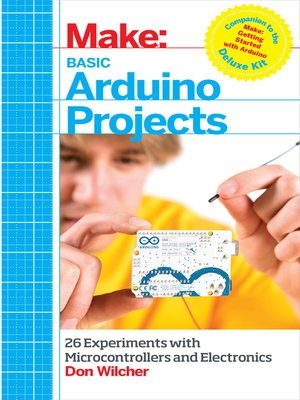 cover image of Basic Arduino Projects