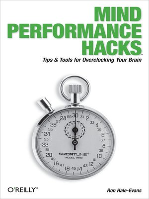 cover image of Mind Performance Hacks