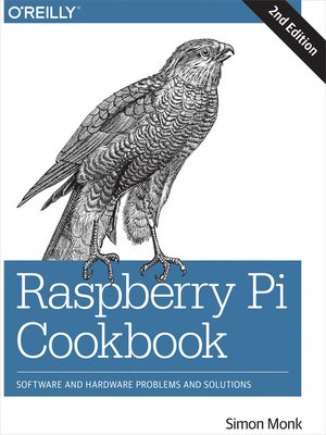 cover image of Raspberry Pi Cookbook
